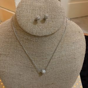 Chloe + Isabel Stud and Necklace Set